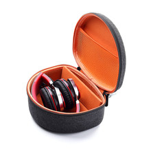 EVA Hard Shell Hard Headset Carrying Case Storage Travel Bag Protector for Foldable Headphones(China)