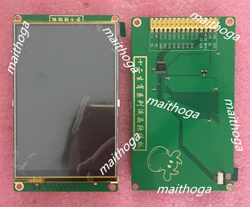 maithoag 3.8 inch TFT LCD Screen with Adapter Board ILI9488 Drive IC 8080 Interface 480*320
