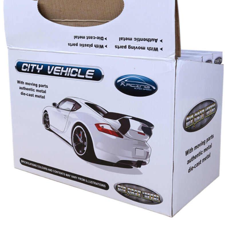 Kinderen Speelgoed Nieuwe Cartoon Mini Simulatie Legering Model Auto Speelgoed Verjaardag Kerstcadeau Voor Kinderen-Willekeurige