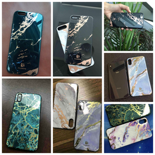 FLOVEME Marble Patterned Case for iPhone 7 7Plus 8 8Plus X/Xs