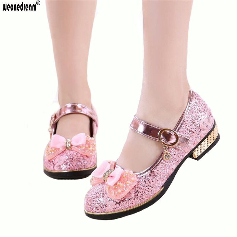 Buy flower girls shoes kids and get free shipping on AliExpress.com ab2a53f2451c