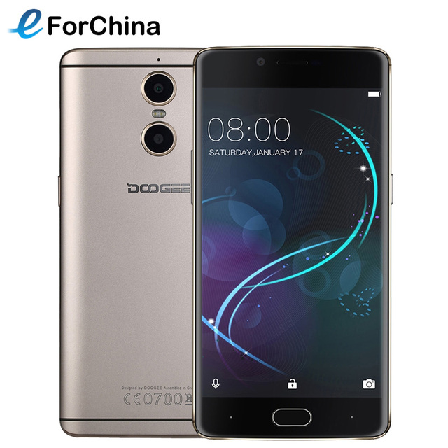 DOOGEE Shoot 1 Smartphone 16GB + 2GB 5.5 inch Screen Android 6.0 MTK6737T Quad core Dual SIM OTG 3300mAh Dual Back Camera 13.0MP
