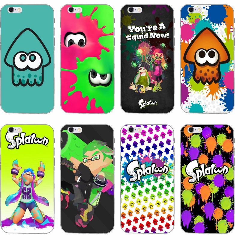 splatoon coque iphone 6