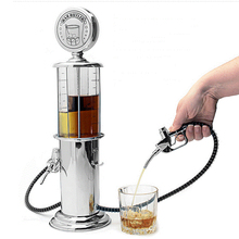 Zorasun Silver Double Gun Bar Butler Liquor Beer Wine Soda Soft Drink Beverage Pump Gas Station Dispenser Machine Bar Tool цены онлайн