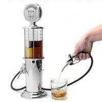 Zorasun Srebrny Pokój Gun Dozownik Piwa Bar Butler Alkohol Wino Napojów Bezalkoholowych Napojów Dozownik Pompy Stacji Benzynowej Maszyny Bar Narzędzia