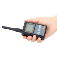 Mini Handhold Frequency Meter LCD Display Frequency Counter for Two Way Radio Transceiver GSM 50 MHz 2.6 GHz