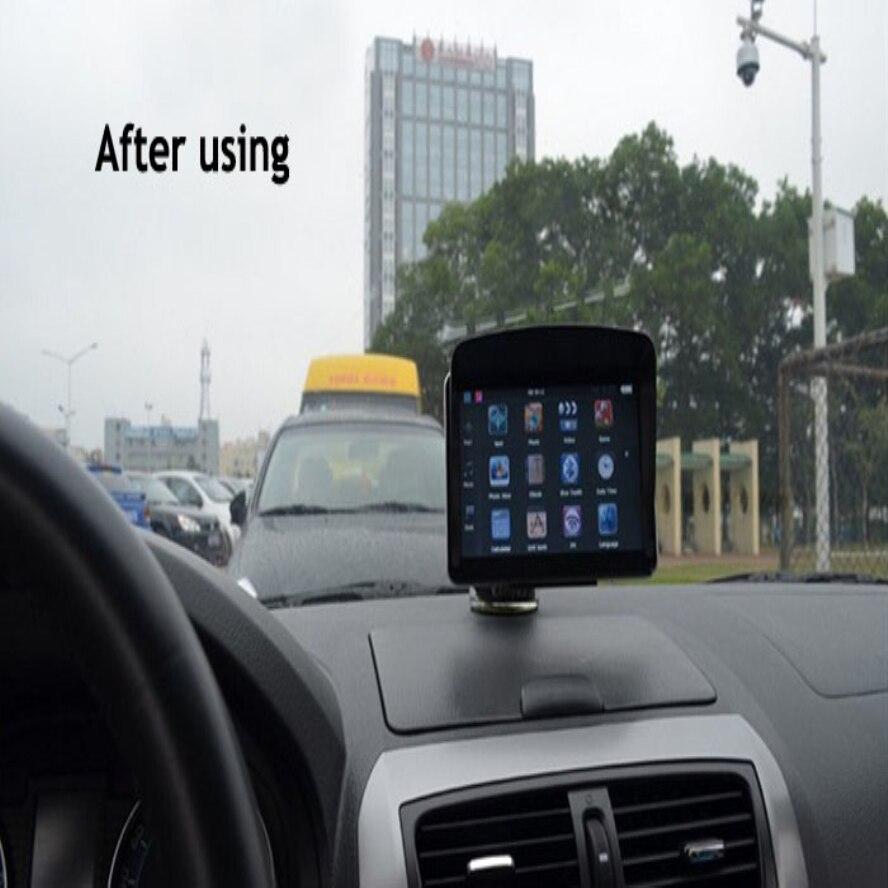CARPRIE Hot Selling New 5 Inch Car GPS Professional Navigator Sun Shade Anti Reflective Black #N