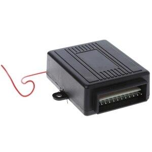 Image 4 - Kit de sistemas de alarma de coche Universal cerradura de puerta Central remoto de coche, sistema de entrada sin llave de vehículo con 2 controladores remotos