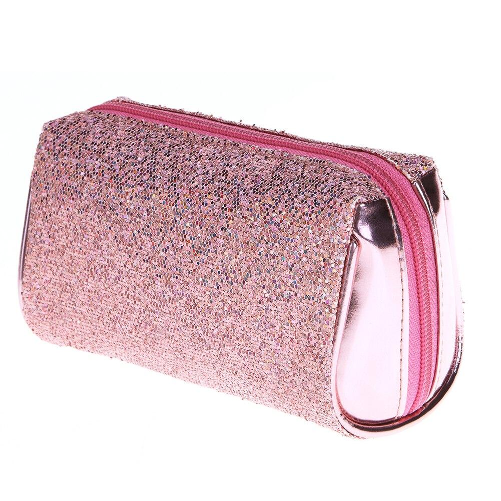 Designer Make Up Taschen Pailletten Luxus Kosmetiktasche Necessaries ...