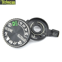 D5300 Top Cover Mode Dial Button Camera Repair Parts For Nikon