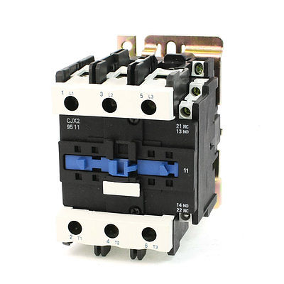 Motor Control AC Contactor AC-3 45KW 125A 3P 3 Pole 36 Volts Coil tesys k reversing contactor 3p 3no dc lp2k1201kd lp2 k1201kd 12a 100vdc lp2k1201ld lp2 k1201ld 12a 200vdc coil