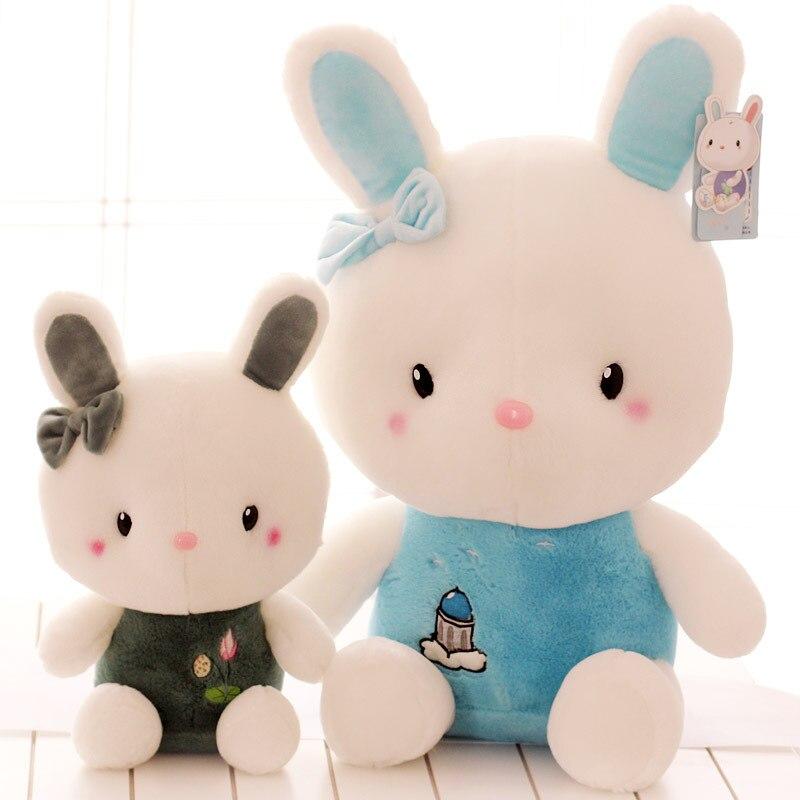 Кэндис Го! Новое поступление милые плюшевые игрушки кролик воды Стиль Банни кукла Святого Валентина подарок на день рождения 1 шт.