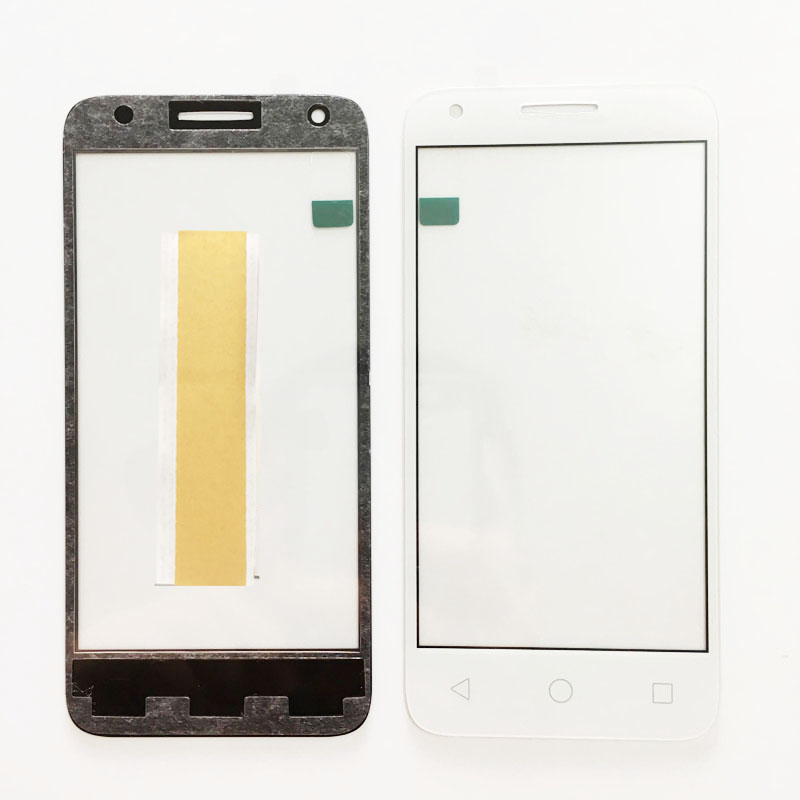With Full Tracking NO. Outer Glass Sensor For Alcatel One Touch Pixi 3 4.5 <font><b>4027D</b></font> 4027X 5017 5017E VF795 OT4027 4027 Touch Screen image