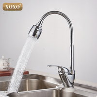 Brass Mixer Tap Cold And Hot Water Kitchen Faucet Kitchen Sink Tap Multifunction Shower Washing