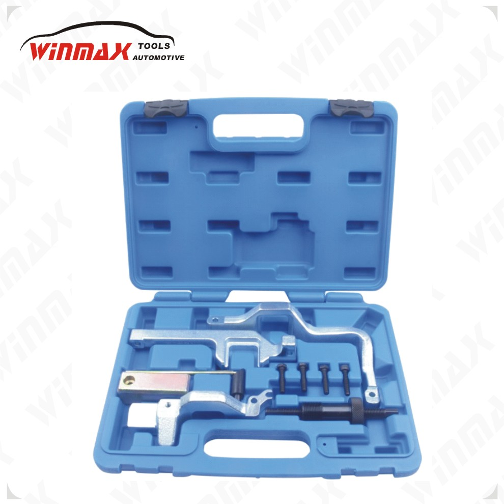 Wintools CAMSHAFT ENGINE TIMING TOOL SET FOR BMW PSA 1.4 1.6 N12 N14 MINI COOPER PEUGEOT EP6 WT04A2015 цены онлайн