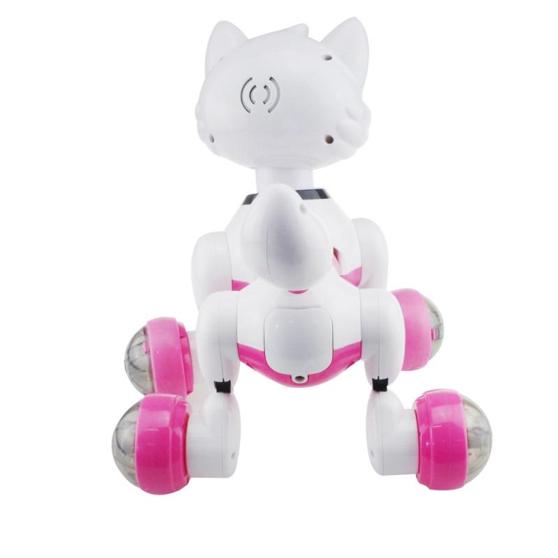 Controlado por voz Brinquedos Educativos Interativos Cão