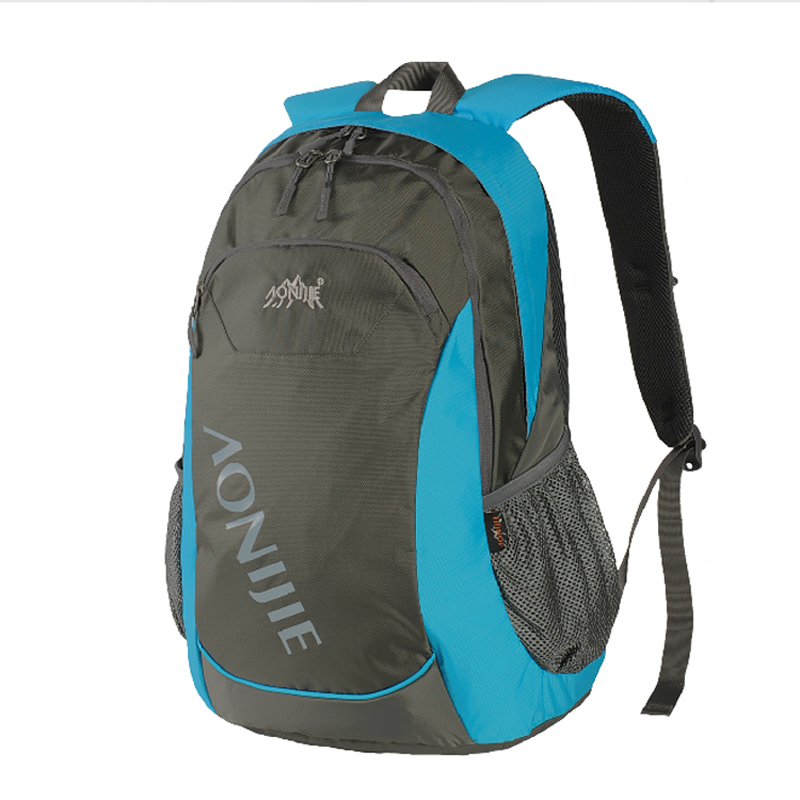 AONIJIE 30L Men Women Outdoor Sports Backpack Nylon Hiking Khemah Mountaineering Gym Fitness Travel Bag