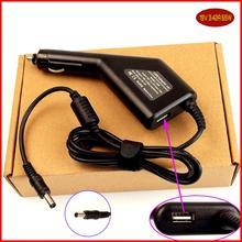 Laptop DC Power Adaptador de Coche Cargador 19 V 3.42A 65 W + USB puerto para asus z96 k52jb p50ij sadp-65kb a5eb a5ec a6f a6jc UL50