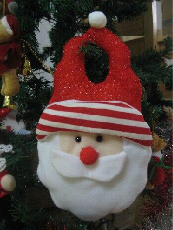 Venta al por mayor juguetes de la puerta de santa claus for Puertas decoradas santa claus