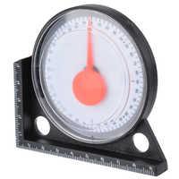 Multifunctional Inclinometer Protractor Tilt Level Meter Angle Finder Clinometer Slope Gauge Measurement Tool