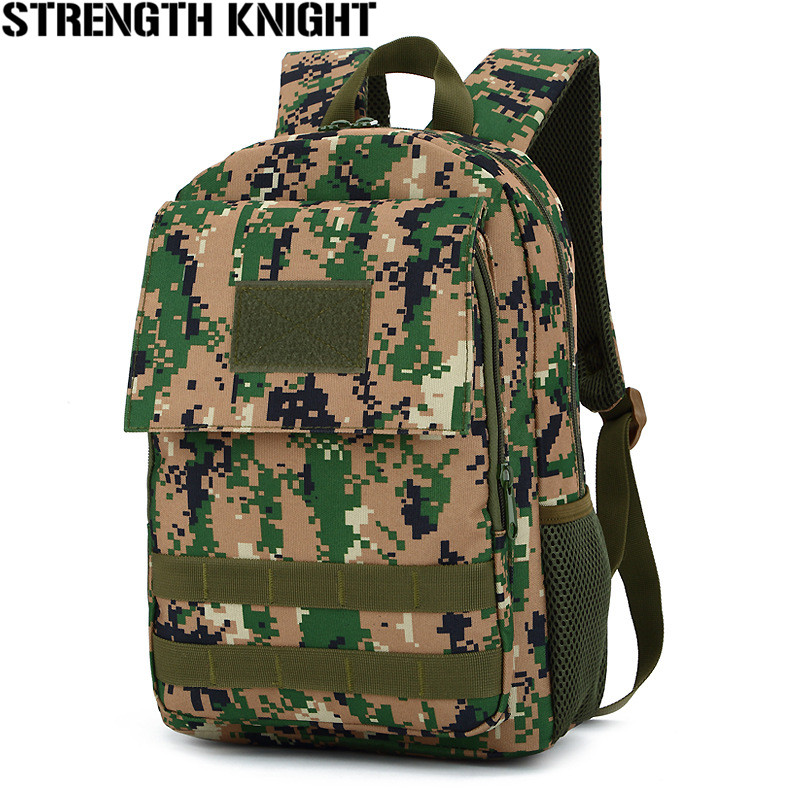 Men Women Military Backpack Camouflage Tactics Backpack Molle Computer Camouflage Bag Travel Backpacks