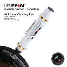Оригинальная ручка для очистки объектива Lenspen NLP-1 Невидимый очиститель пыли из углеродного соединения для Canon Nikon sony DSLR SLR объектив камеры