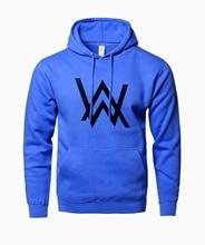 Music DJ Divine Comedy Alan Walker Mens Hoodies Sweatshirts 2017 Spring Winter Fleece Hipster Men's Sportswear Harajuku Hoody