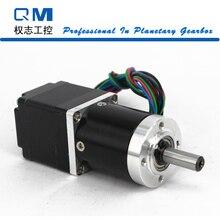 Nema 11 Planetary Gearbox Gear Ratio 15:1 Gear Stepper Motor Nema 11 30mm 4-Lead Stepper Motor CNC Robot 3D Printer
