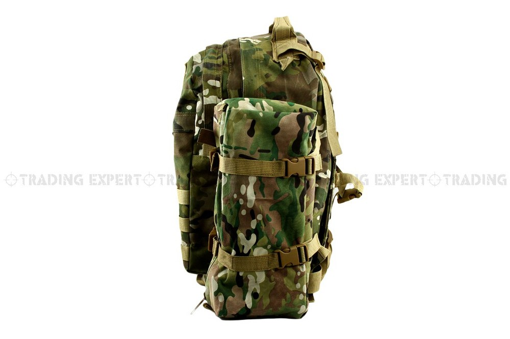 ФОТО outdoor military tactical backpack USMC 3D+1 Assault Backpack Bag Multicam [CG-03-CP]