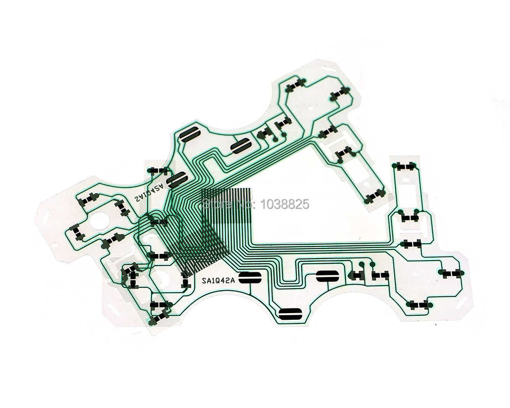2 ชิ้น/ล็อตเป็นสื่อกระแสไฟฟ้าฟิล์มสำหรับเพลย์สเตชัน 2 PS2 เครื่องควบคุมวงจร PCB SA1Q42A