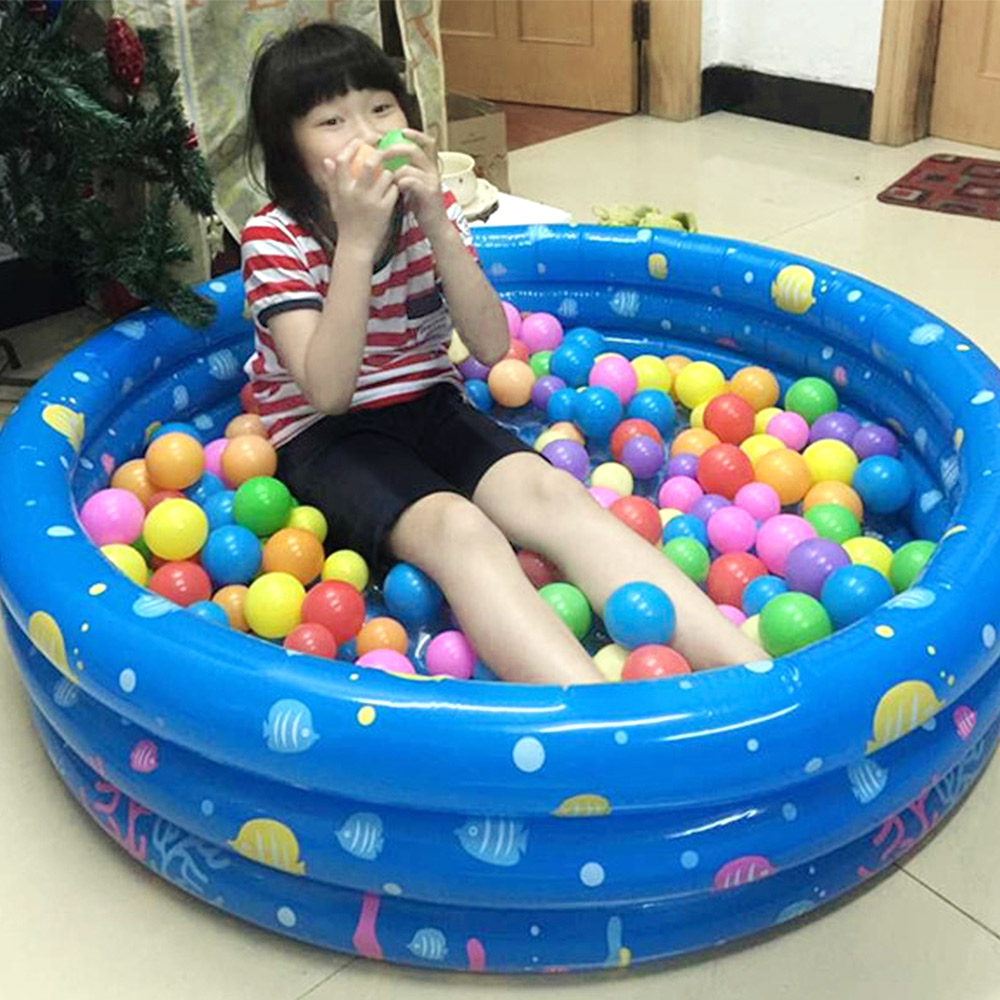 Children Inflatable Swimming Pool Water Play Outdoor Piscina Portable Crocks Inflatable Bathing Pool Kid Swimming Bathing Pools