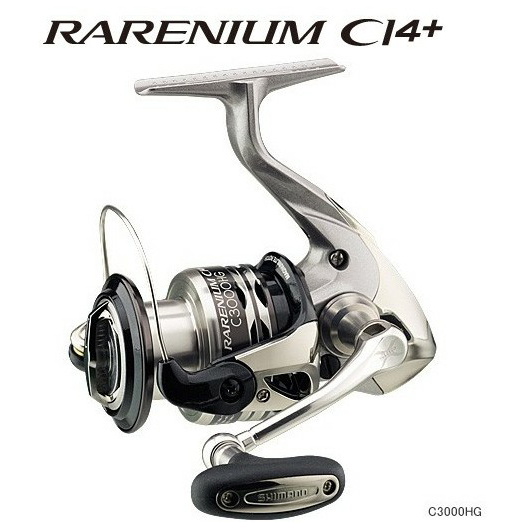 SHIMANO 12 RARENIUM CI4 spinning fishing reel