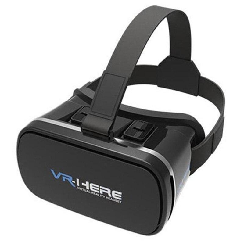New arrival 3D <font><b>Glasses</b></font> <font><b>Virtual</b></font> <font><b>Reality</b></font> Helmet <font><b>VR</b></font> <font><b>Box</b></font> <font><b>Glasses</b></font> For 4.5-6inch iphone And Android Smartphone