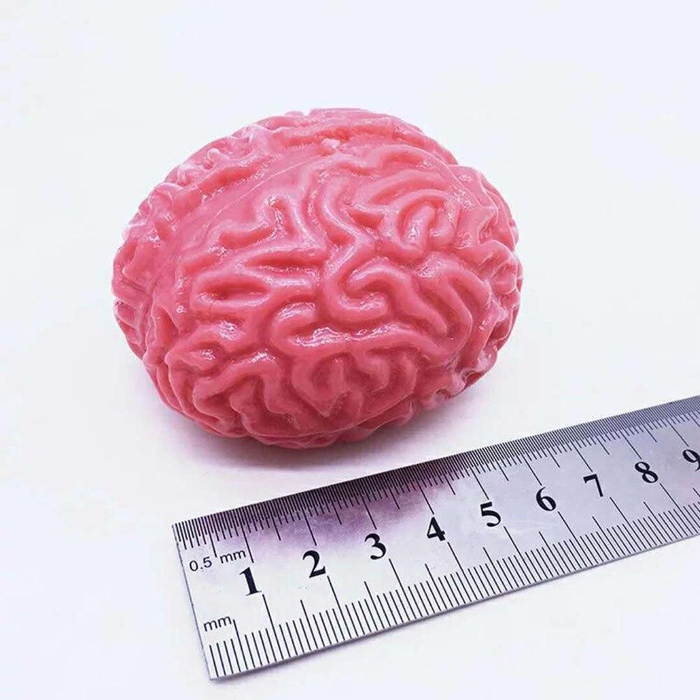 12 pcs/lot Squishy cerveau Fidget Splat balle Anti Stress Popping anxiété réducteur sensoriel jeu amusant jouet pour fête d'halloween - 6