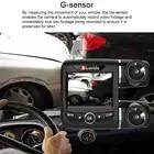 Bluavido Dual Lens FHD 1080P Car DVR Camera with 1080P Rear cam WDR Night Vision Novatek 96663 Car Video Recorder For Uber Taxi - 3