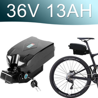 36 v elektrisches fahrrad lithium ionen batterie-in Elektrofahrrad Akku aus Sport und Unterhaltung bei