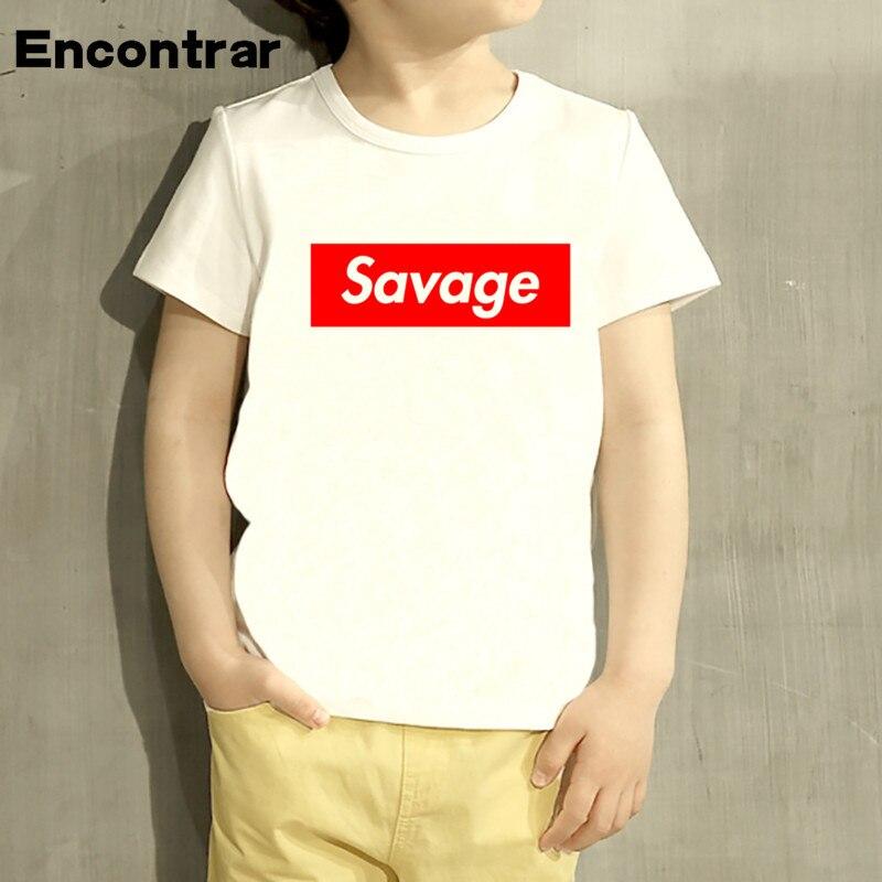 Kids 21 Savage Fashion Music Hip Hop Swag Design Baby Boys/Girl TShirt Funny Short Sleeve Tops Children Cute T Shirt,HKP4147