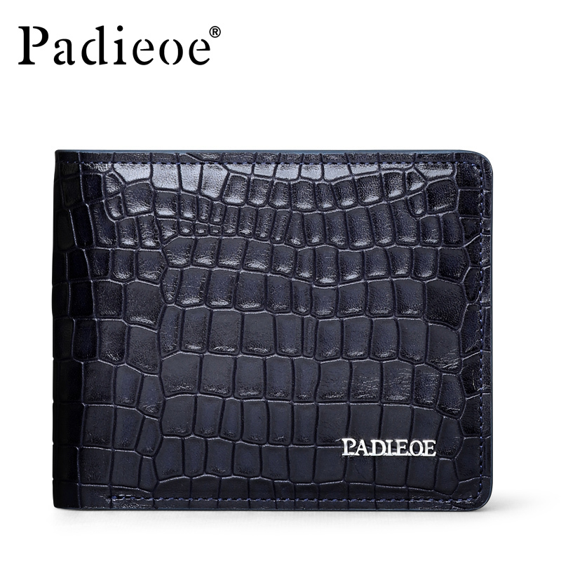 Crocodile pattern 100% Genuine leather wallets New Arrival business leisure purse designer wallets famous brand men wallet 2016 j m d 2017 new arrival 100% men s fashion leather wallet brand genuine leather man wallets dragon patterns wallet 8012