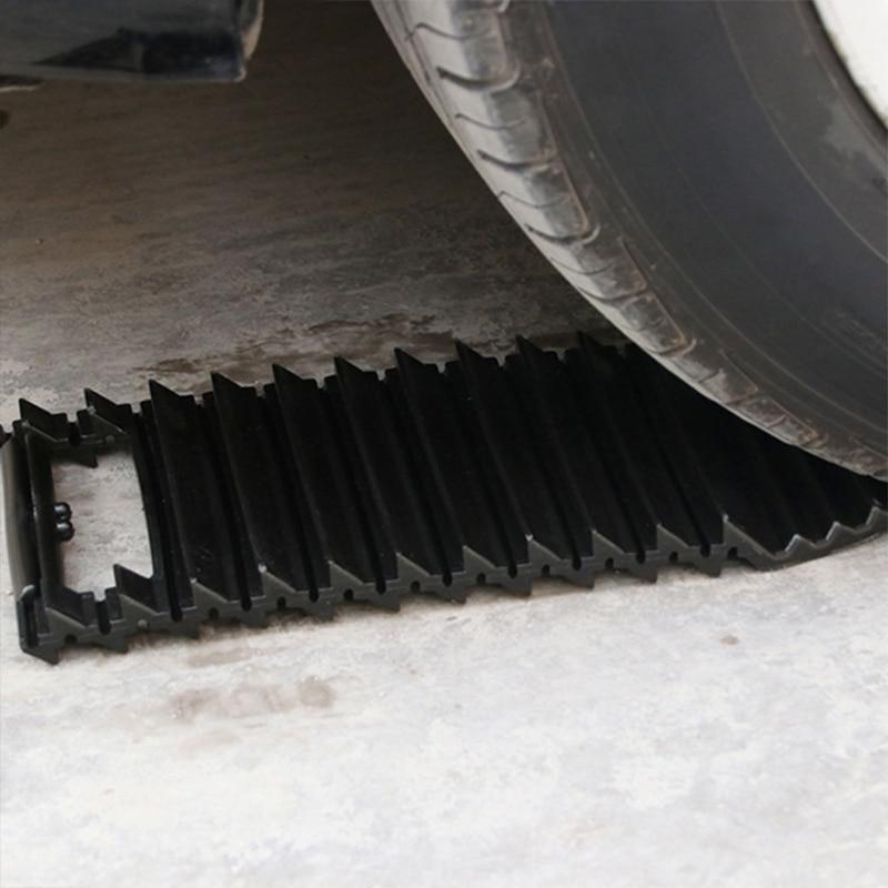 Car Snow Chains Mud Tires Traction Mat Wheel Chain Non-slip Tracks Auto Winter Emergency Turnaround Tool Anti Slip Grip Tracks(China)
