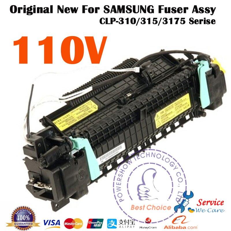 Original New JC96 05492B JC96 04781A JC91 00978A Fuser Assembly For CLP 310 CLP 315 3175