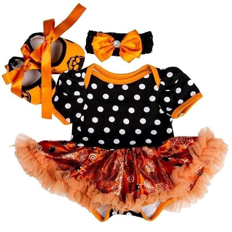 Платья для новорожденных девочек, комплект подарков на Хэллоуин, infantil, комплекты детской одежды, детская одежда-пачка для девочек, Bebe, 1-е Рождество, vestido