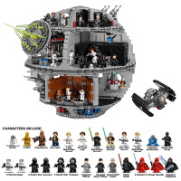 In Stock 05063 4016pcs Star Plan Series Force Waken UCS Death Star Building Block Bricks Toys Kits