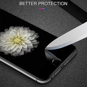 Image 4 - מלא דבק מסך מגן עבור Xiaomi Redmi 9 9A 9C 7A 8 הערה 9 9S 8 7 פרו זכוכית עבור Xiaomi Mi 10 לייט מזג זכוכית טלפון סרט