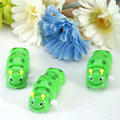 1 PC baby child plastic toy caterpillar caterpillar telescopic classic clockwork toy chain