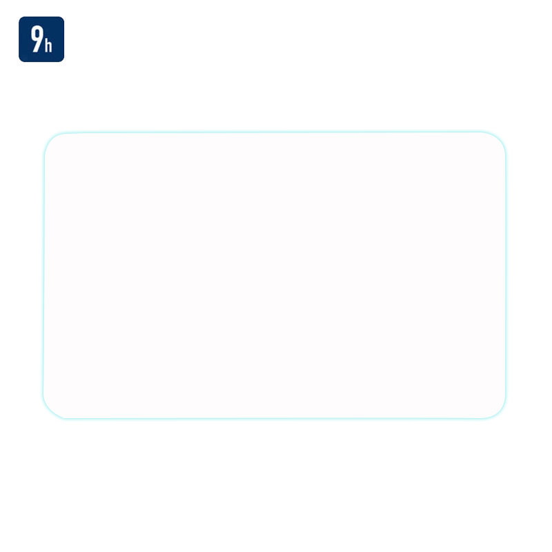 9 H Premium Antidéflagrant Trempé Protecteur D'écran En Verre Film De Protection Pour Prestigio MultiPad Wize 3131 3G Tablet PC