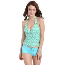 Купить с кэшбэком sexy  bikin 2019 mujer swimwear women female Swimsuit bikini push up set Dot Striped swimming suit for women plus size swimwear