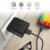 Aukey rápida carga 3.0 cargador de pared de la ue/ee.uu. cargador usb mini auto cargador de viaje para iphone motorola htc google lenovo xiaomi mi5