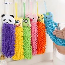 Купить с кэшбэком Towels bathroom hanging wipe bath towel beach towel multifunction soft plush fabric Kitchen hand towel