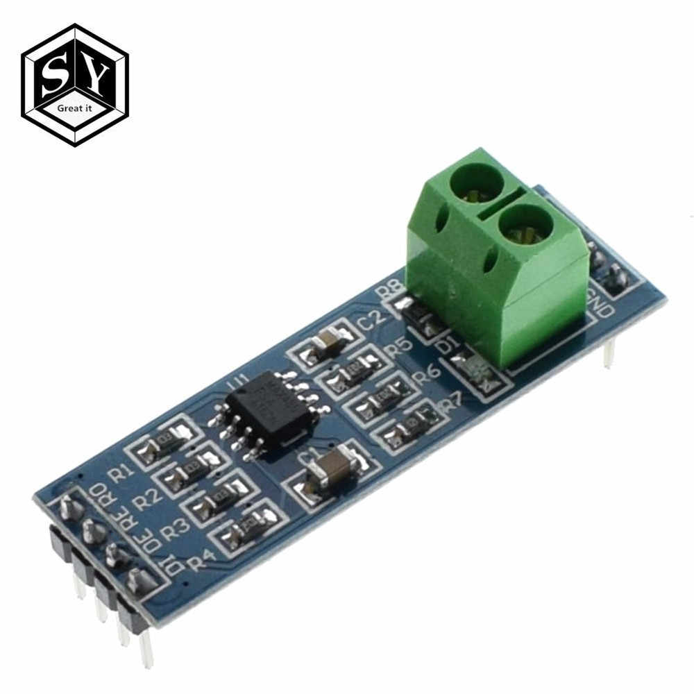 1PCS Great IT MAX485 module, RS485 module, TTL turn RS - 485 module, MCU development accessories rs 485