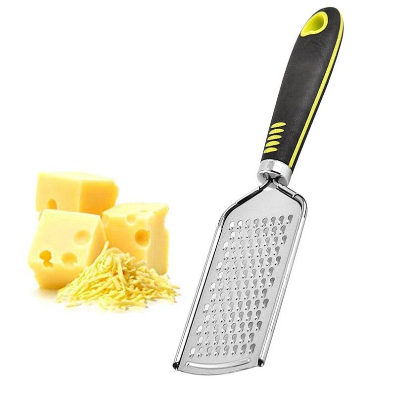 Лимонная зернистая терка для сыра многофункциональная нержавеющая сталь острые овощные фруктовые инструменты кухонные гаджеты аксессуар...